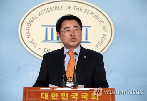 민주평화당 최경환 대변인