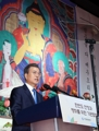 朝鮮半島の安定と平和を祈願