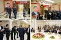 El líder norcoreano celebra una cena para una 'troupe' artística china
