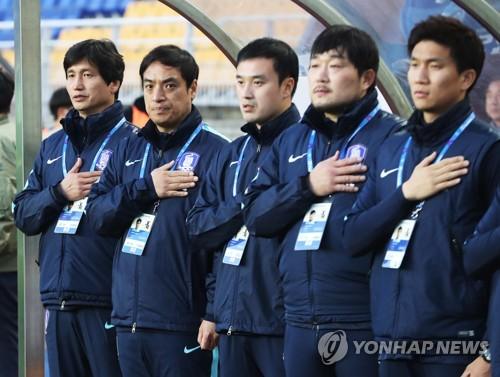 대한축구협회, 애국가 대신 북한 국가 튼 AFC에 공식 항의