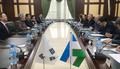La canciller visita Uzbekistán