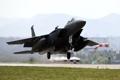 墜落事故のF15K戦闘機 飛行再開