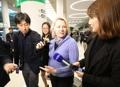 Secrétaire d'Etat adjointe américaine à Séoul
