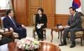 Le PM et le chef de la diplomatie tunisienne