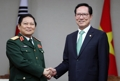 Ministres de la Défense Séoul-Hanoï