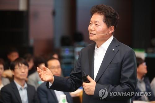 김병원 농협중앙회 회장  [농협 제공=연합뉴스]