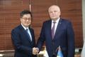 Vice-PM de l'Economie Corée-Ukraine