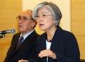 韩外长出席韩半岛战略对话