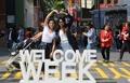 GWに合わせ「歓迎週間」