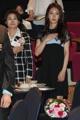 BoAさん 母と共に授賞式に