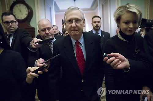 '북한인권법 연장안' 美상원 만장일치 통과