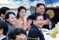 Cena para la cumbre intercoreana