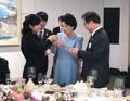 Momentos de la cumbre intercoreana
