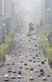 Polución en Corea del Sur