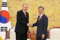 韓国・トルコ首脳会談