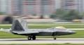 美军F-22战机参加联演