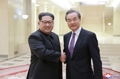 N.K. leader meets Chinese foreign minister