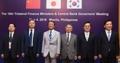 韩中财长和央行行长聚首菲律宾