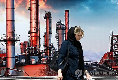 '이란 핵합의' 파기 우려에 국제유가 상승