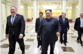 N.K. paper gives big coverage of Kim-Pompeo meeting