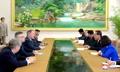 Una delegación del PMA visita Corea del Norte