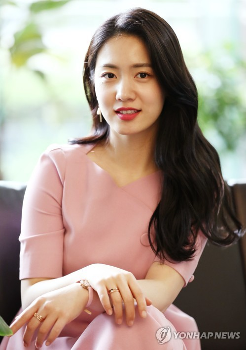 S. Korean actress Ryu Hyo-young