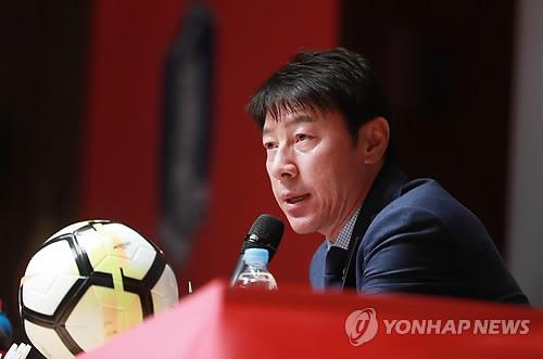 '러시아에서 16강 가자!'…신태용호 월드컵 향해 출항