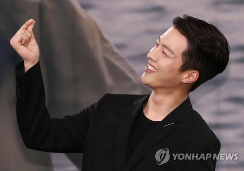 """Jang Ki-yong in """"Come and Hug"""""""