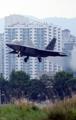 美F-22隐形战机参加韩美联演
