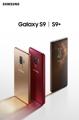 Nuevos colores del Galaxy S9
