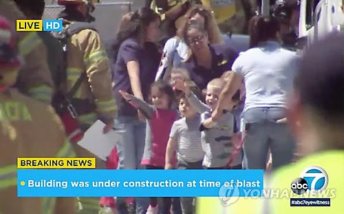 美 캘리포니아 진료소 건물서 폭발…1명 사망·3명 부상