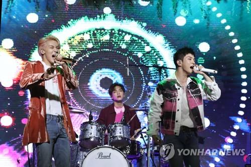 S. Korean boy band N.Flying