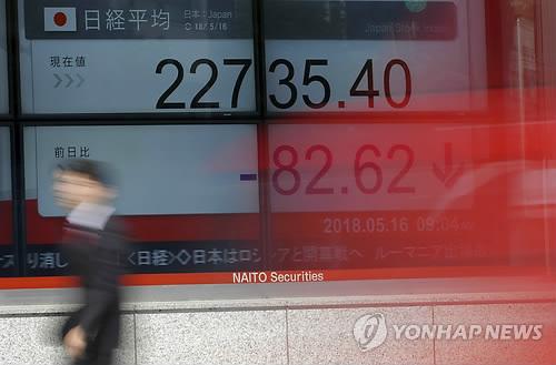 아시아 신흥국도 흔들리나…금융위기후 최대 자금 유출