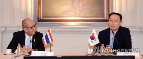 한-태국 에너지장관, 협력방안 논의