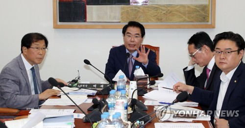 국회 예산안조정소위