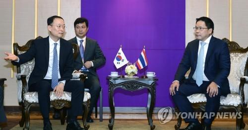 한-태국 산업장관 회담