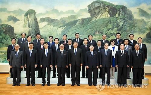 北참관단, 베이징 일정 마치고 지방행