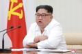 Kim Jong-un preside una reunión de la comisión militar