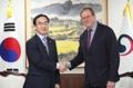 El presidente del Consejo del Atlántico de EE. UU. en Seúl
