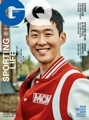Son Heung-min in GQ KOREA