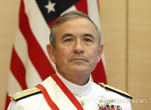 해리스 美태평양사령관, 주한 美대사에 공식 지명
