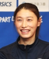 S. Korean player at int'l volleyball tournament