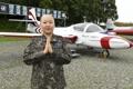 초병에 매일 아침·저녁 우유 배달하는 공군 최초 여군 군종법사