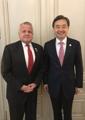Reunión entre los vicecancilleres de Corea del Sur y EE. UU.