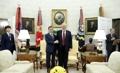 Cumbre entre Moon y Trump