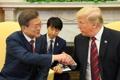 Moon-Trump talks