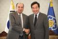 PM et chef de la diplomatie brésilienne