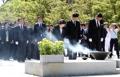 盧武鉉元大統領を追悼