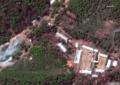 El recinto nuclear norcoreano de Punggye-ri
