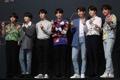 Conférence de presse de BTS